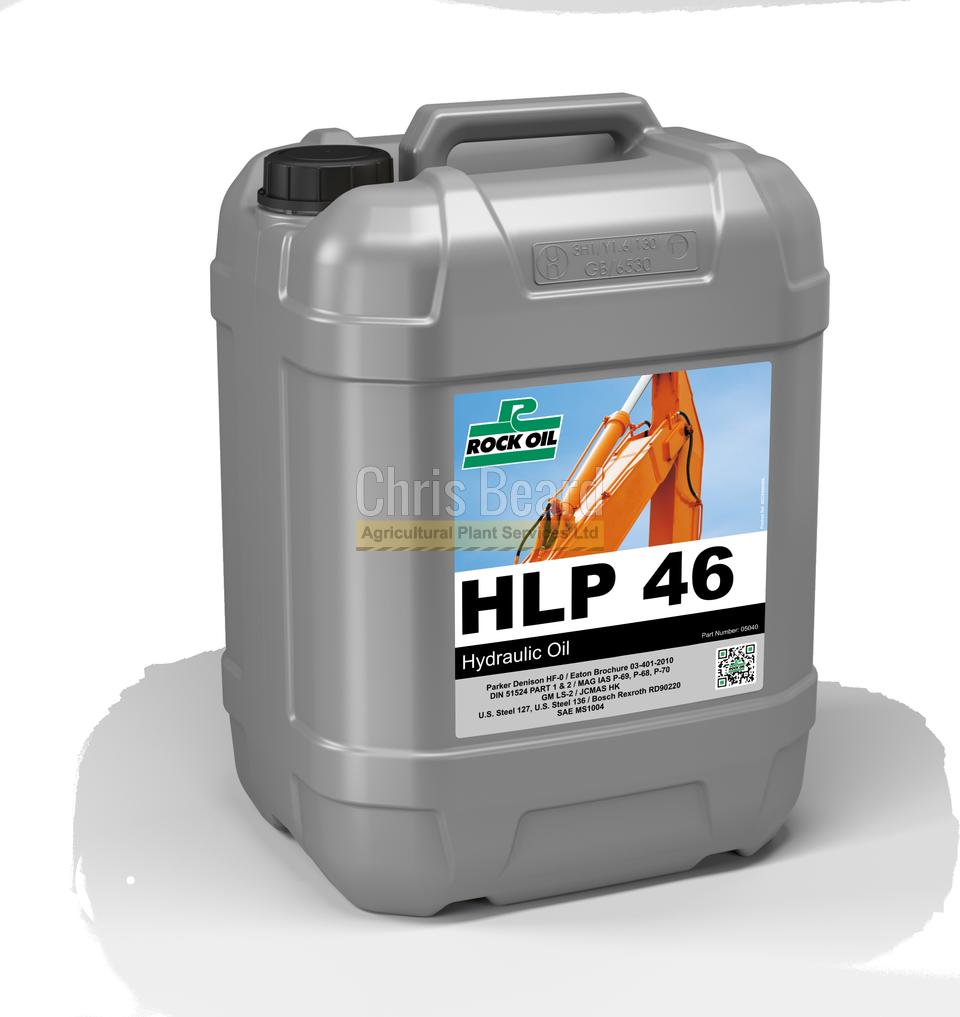Rock Oil Hydraulic Oil 46 20 Litre