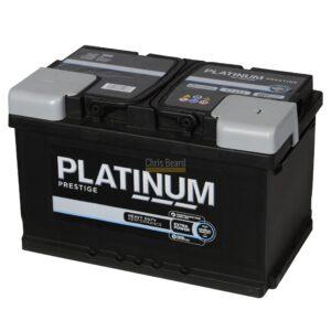 100E platinum battery