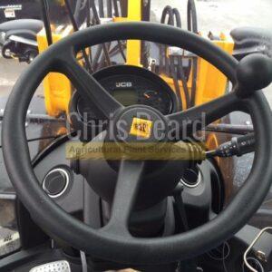 JCB Steering