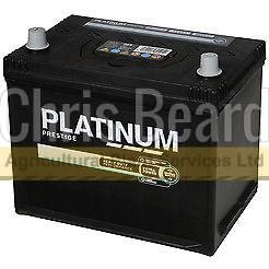 069E platinum battery