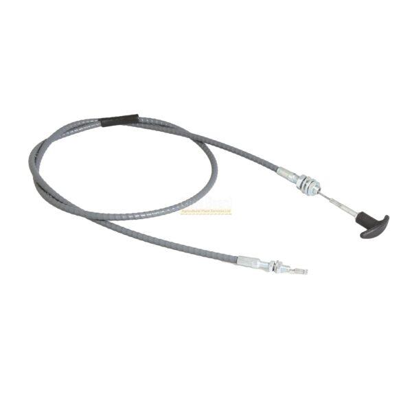 910/60127 Jcb Engine Bonnet Release Cable Loadall ⋆ Chris